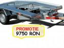 Platforma auto /  trailer 2 t  - RAR efectuat /noua/garantie