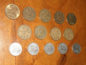 Lot 16 monede 2 forint din anii 1964 - 1999