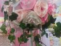 Flori de hartie pt decoratiuni