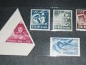 "Serie timbre ""Uniunea Tineretului Muncitor - UTM"" - 1948"