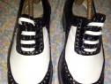 Pantofi Mafioti facuti la comanda unicat 40