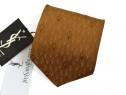 Cravata Yves Saint Laurent Matase Naturala (Made in Italy)