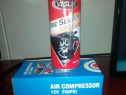 Compresor auto +spray de urgență