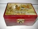 692-Original Chokin Art Collection-Caseta bijuterii  rate...