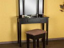 SEN5 - Masa maro toaleta cosmetica machiaj cu oglinda masuta