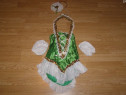 Costum serbare rochie dans balet pentru copii de 9-10 ani