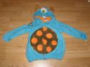 Costum serbare monstru dinozaur pentru copii de 1-2 ani