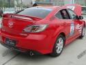 Eleron spoiler tuning Mazda 6 Mk2 2007-2012 ver1