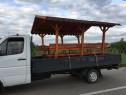 Transport utilaje agricole stivuitoare diverse