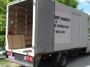 Transport marfa. Mutari și relocări. Ieftin și rapid.