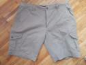 Pantaloni scurti blugi, doc bumbac100%, 50-xxl, ramburs
