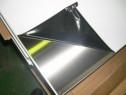 Tabla inox oglinda 0.5x1000x2000 mm BA aliaj AISI 304 1.4301