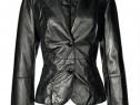 Jacheta din piele ZARA