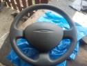 Volan cu airbag fiat punto