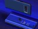 Samsung note 8 - flip case plastic oglinda spate ecologic