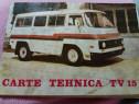 Carte tehnica TV 15 4X4 4X2
