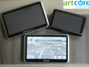 Realizam actualizari/instalari de harti pentru GPS-uri