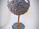 Execut diverse decoruri cu floare de lavanda