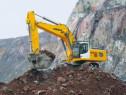 Excavatoare la excavatii