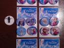 Colectia Insigne Frozen Colectia 4 Buc