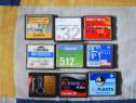 CF card compact flash 16,32,64,128,256,51 m ,4giga /SM 128
