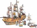Puzzle 3D Corabie Pirati