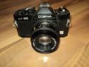 Aparat foto pe film cosina ct-10 cu obiectiv 50mm f2