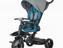 Tricicleta coccolle alto multifunctionala albastru