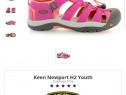 Sandale, încălțăminte outdoor KEEN Waterproof, mărimea 33.