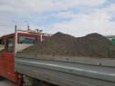 Transport Nisip pietriș moloz
