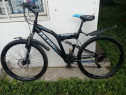 Bicicleta MTB BOSS stealth 24 viteze shimano, disc brake