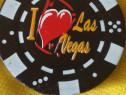 Bricheta de colectie I Love Las Vegas
