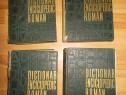 Dictionar Enciclopedic Roman, 4 vol