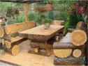 Executam case lemn,terase,mese,usi,foisoare lemn masiv