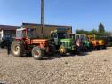 Tractor John deere 100 cp 4x4 cabina închisă
