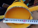 Dispozitiv golire vid big bag dispozitiv golire saci metal