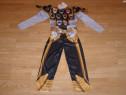Costum carnaval serbare power rangers ninja de 9-10 ani