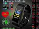 Ceas Smart Fitness/Sport/Bluetooth