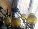 Schimb candelabru cu 6 globuri