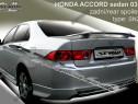 Eleron tuning portbagaj Honda Accord Sedan 2003-2008 v2