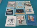 Lot 9 cărți copii/ diferiți autori/ anii 1960