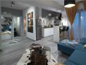 Mobilat LUX, apartament 2 camere Unirii.Imobil 2018