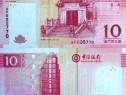 Lot 2 bancnote macao 2013 - unc