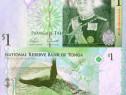 Lot 2 bancnote tonga 2009-2015 - unc