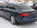 Prelungire spoiler tuning sport bara spate Audi A4 B8 8K v3