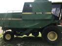 Combina John Deere 1075, header paioase 4,30 m, AC, import