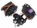 Servomotor digital mg995 mg996 pt roboti barcute de plasat