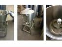 Cutter din inox pentru prelucrarea produselor alimentare
