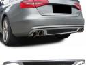 Difuzor Audi A4 B8 Limousine Avant (07-11) aspect de S-line