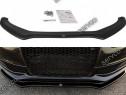 Prelungire splitter bara fata Audi S4 B8 FL 2012-2014 v7